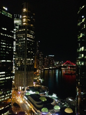 Nightlights in Brisbane