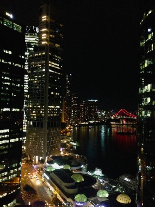 Nightlights in Brisbane