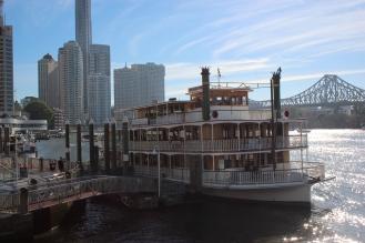 Steamboat in Brisbane