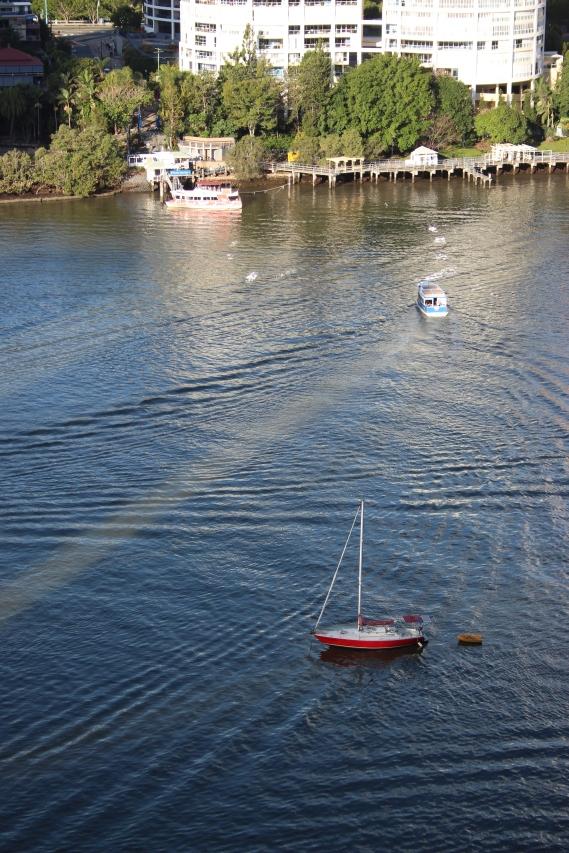 Little Boat, Big River