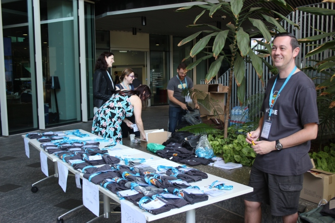 WordCamp Brisbane Registration