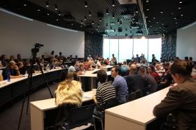 WordCamp Brisbane Developers