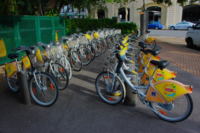 Bikes for Hire!